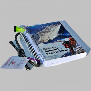 Spiral-Bound Book with Digital Copy